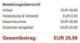 WEISS Dreibein Stativ mit 3D Kugelkopf ca. 1,57m für 29,99€ (statt 50€)