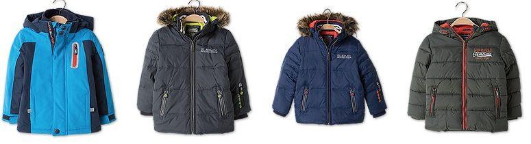 C&A 25% Rabatt auf Kinder Jacken