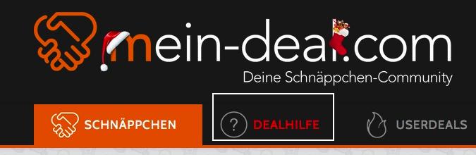 Info: Unsere neue Dealhilfe   Ihr sucht einen bestimmten Deal ?