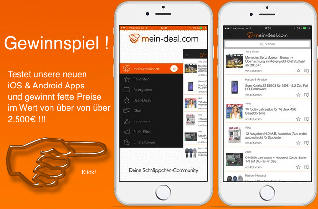 Bildschirmfoto 2015 11 29 um 10.07.20 Info: Neue App   Update kommt !