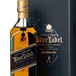 Johnnie Walker Blue Label mit Geschenkverpackung für 99,99€ (statt 120€)