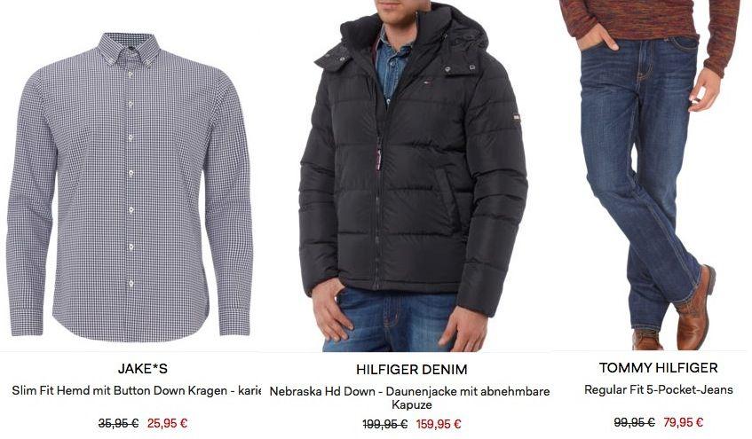 Bis zu 80% Rabatt im Fashion ID Sale + VSK frei (Hilfiger, Guess, G Star, Boss) + 10€ Gutschein