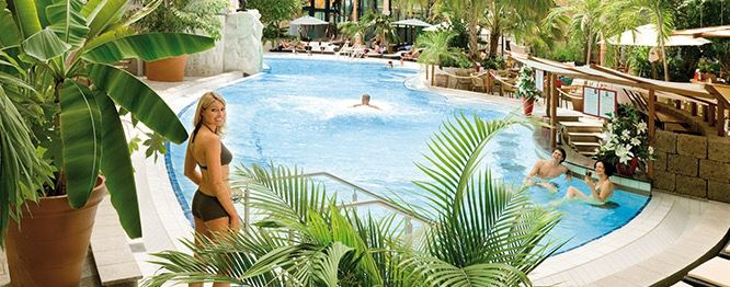 1 Ticket Therme Erding + 1 ÜN im 4* Hotel ab 72€ p.P.
