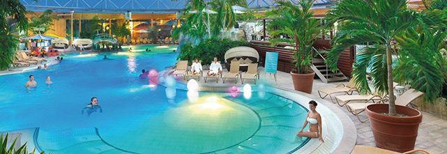 1 Tag Therme Erding + 1 Übernachtungen im 4 Sterne Hotel ab 67€ p.P.