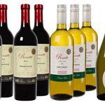 20€ Weinversand Gutschein mit 40€ MBW – auch für Bestandskunden! (Günstiger Markenwein)