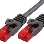 BIGtec 10m CAT.5e Gigabit Ethernet LAN-Kabel für 2,70€