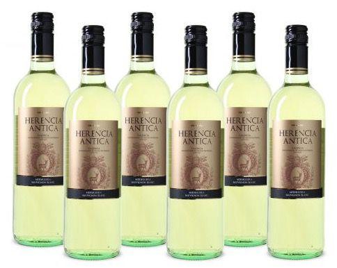 Bildschirmfoto 2016 08 01 um 08.53.48 6 Flaschen Herencia Antica Weißwein für 18,95€