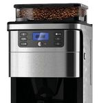 MEDION MD 15486 – Kaffeemaschine mit Mahlwerk für 80,99€ (statt 92€)
