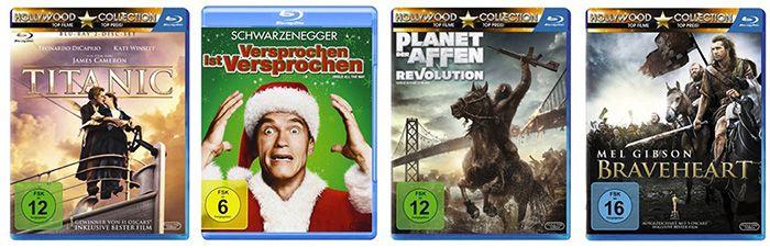 Blu-ray Aktion