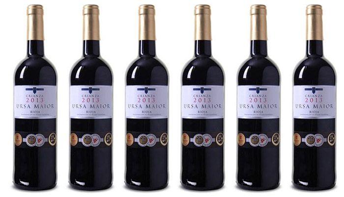 Bodegas Olarra Rioja 6 Flaschen Bodegas Olarra Rioja DOCa Crianza für 46,89€