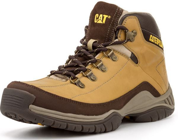 Caterpillar CAT Colateral Leder Herren Boots je Paar 59,99€