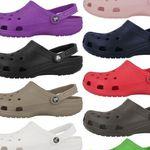 Crocs Ausverkauf bei Outlet46 Restgrößen Modelle für Damen und Herren für 14,99€