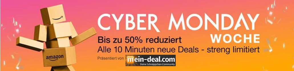 Cyber Monday Angebote