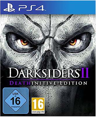 Darksiders 2 Darksiders 2   Deathinitive Edition (PS4) ab 20,99€
