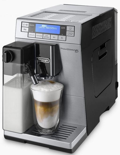 DeLonghi ETAM 36.365.MB PrimaDonna XS    Kaffevollautomat für 666€