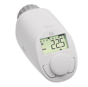 Eqiva Typ N 9   3er Set Elektronik Heizkörper Thermostat mit Boost Funktion für 22,95€ (statt ~28€)