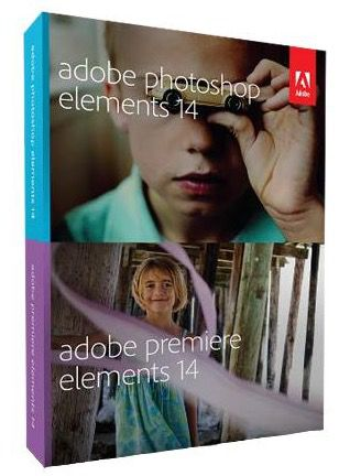 Photoshop & Premiere Elements 14 für Mac & Windows für 49€ (statt 89€)