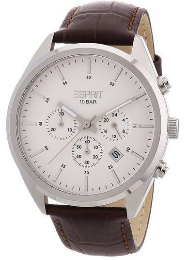 Esprit Glandale Herren Armbanduhr XL für 64,90€ (statt 130€)