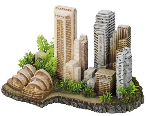 Europet Bernina Sydney Skyline Aquarium Deko ab 26,87€ (statt 40€)