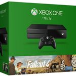 Xbox One 1TB + Rise of the Tomb Raider + Fallout 3 + Fallout 4 für 345,81€ (statt 407€)