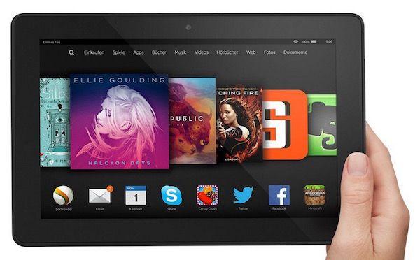 Fire HDX 8.9 WLAN + 4G mit 150€ Rabatt   32GB für 379,99€ oder 64GB für 429,99€