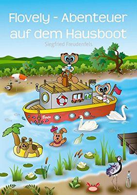 Kostenlos! Flovely   Abenteuer auf dem Hausboot eBook