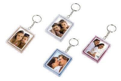24 Foto Schlüsselanhänger Glimmer für 7,46€