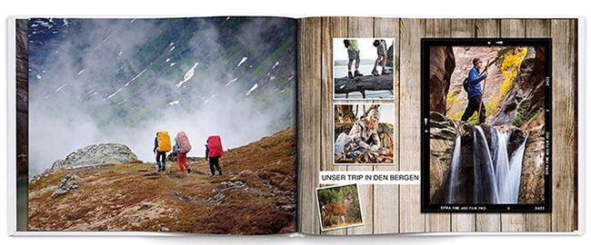 30 seitiges Fotobuch A4 für 1€ + 4,95€ Versand