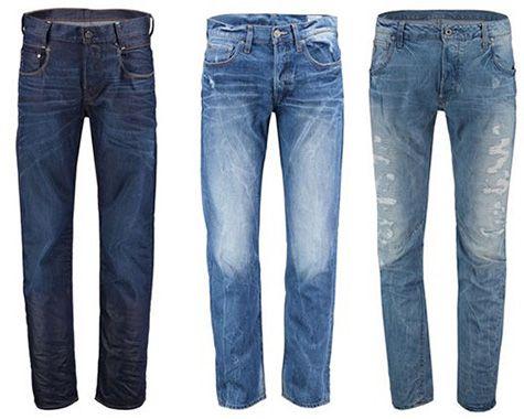 40% Rabatt auf ausgewählte G Star Jeans + 5€ Gutschein