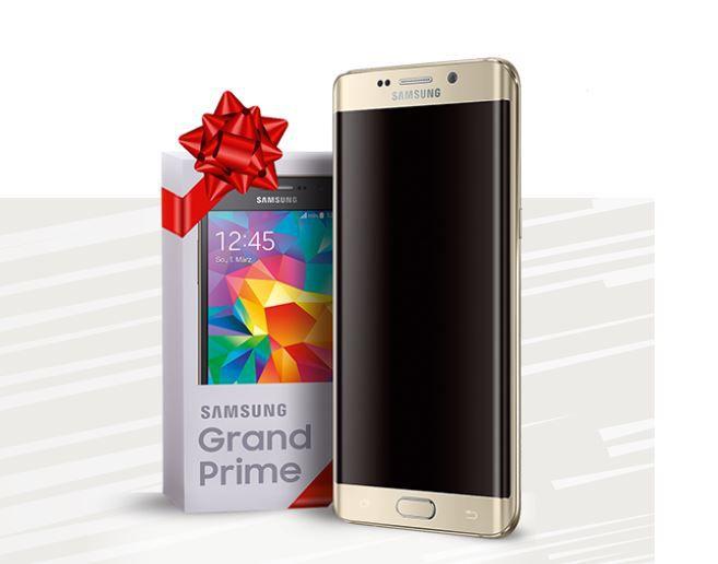 Tipp: Galaxy S6 Aktions Modell kaufen und Galaxy Grand Prime geschenkt bekommen