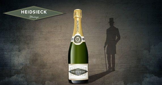 Nur heute: Heidsieck Champagner für 22€ (statt 34€) bei vente privee