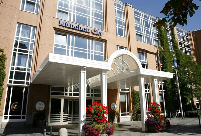 Hilton München
