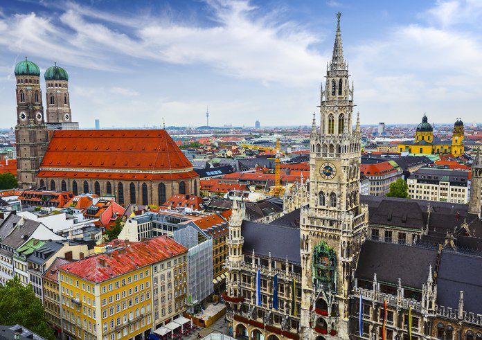 Hilton Munich City Marienplatz Verschiedene Hilton Hotels reduziert ab 75€ p.P.