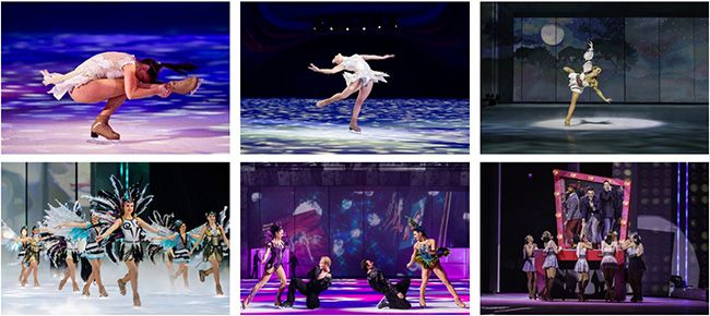 Holiday on Ice Tickets ab 32€
