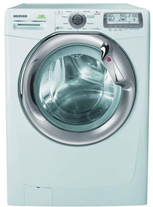 Hoover Angebot Hoover DYN 9146 P8   9KG Waschmaschine mit bis 1.400 U/min und EEK A+++ für 349,99€