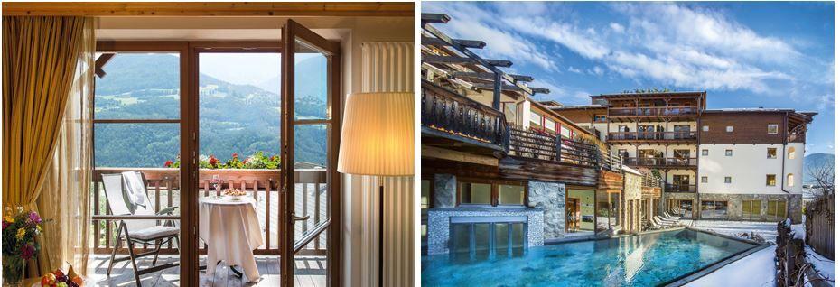 4* Taubers Wellness Hotel Unterwirt in Bozen Italien ab 189€ p.P.