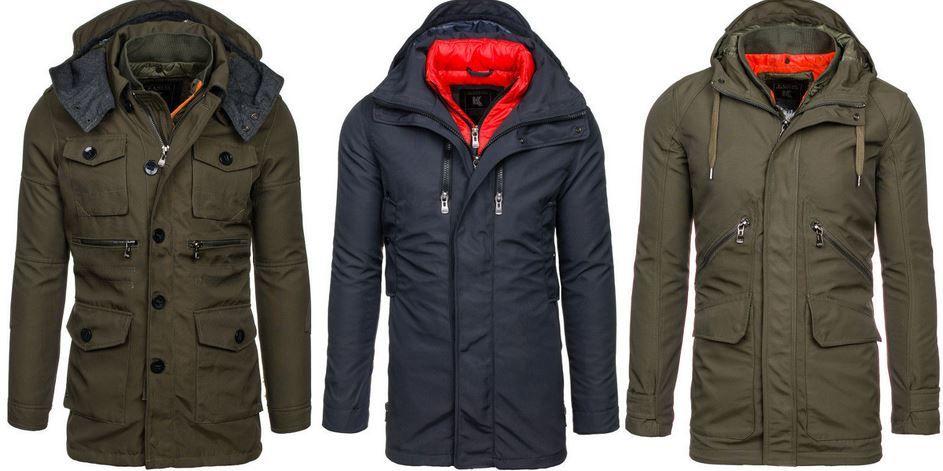 Jackensale KAMLIN Herren Jacken   16 Modelle für je 34,95€