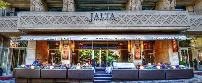 Jalta Hotel 5* Boutique Hotel Jalta in Prag   1 bis 4 Übernachtungen ab 49€ p.P. Nacht