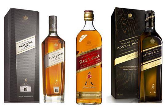 Weitere Johnnie Walker Whisky bei Amazon