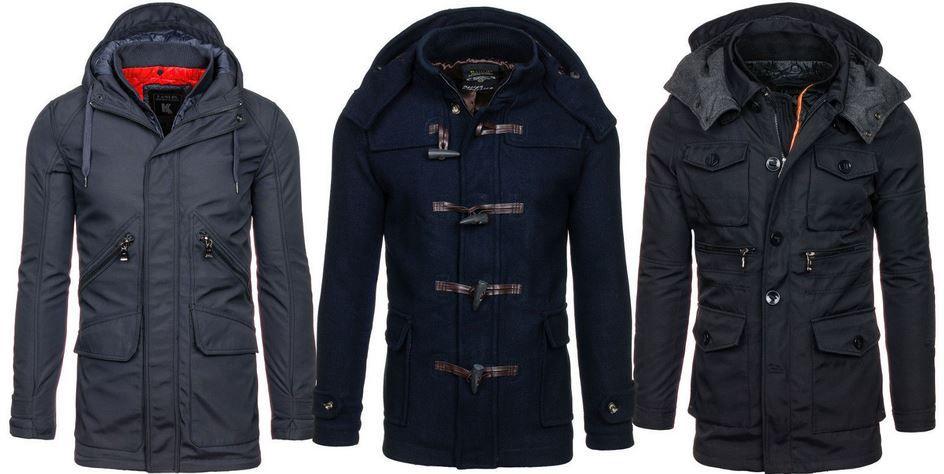KAMLIN Sweatjacke KAMLIN Herren Jacken   16 Modelle für je 34,95€