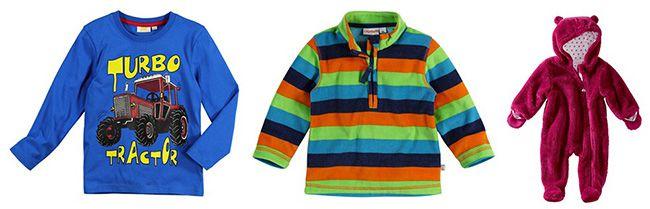 Kinderkleidung 30% Rabatt auf Kinderkleidung + 5€ Gutschein bei NKD