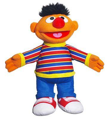 Kitzel mich Ernie Hasbro Playskool Kitzel mich Ernie für 25€