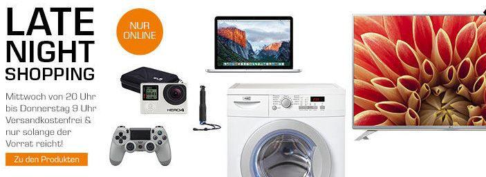 LG 49LF5909   49 Zoll Full HD statt 699€ für 499€ im Saturn Late Night Shopping