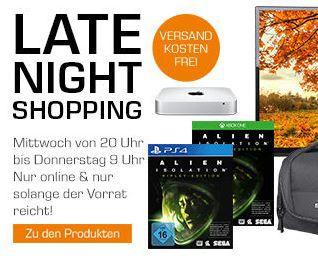 APPLE Mac mini statt 719€ für 669€ im Saturn Late Night Shopping
