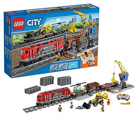 Lego City 60098 Schwerlastzug Lego City 60098 Schwerlastzug für 75,91€ (statt 120€)