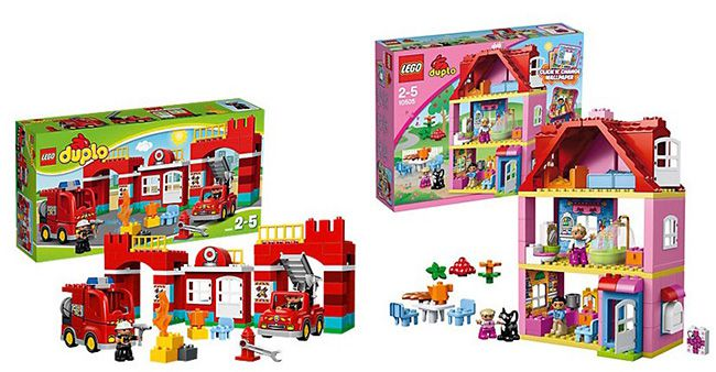 20% Rabatt auf Lego Duplo bei myToys + 5€ Gutschein   z.B. Eisenbahn Super Set für 74€ (statt 90€)