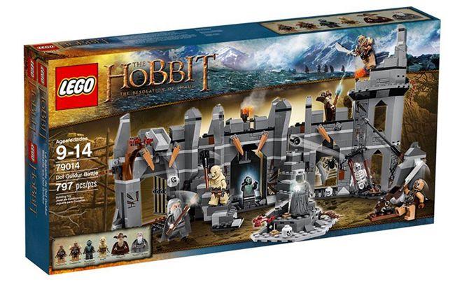 Lego Hobbit 79014 Lego Hobbit 79014   Die Schlacht von Dol Guldur für 65,64€ (statt 110€)