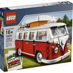 Lego 10220 – VW T1 Campingbus für 76,10€ (statt 84€) + 24,76€ in Superpunkten