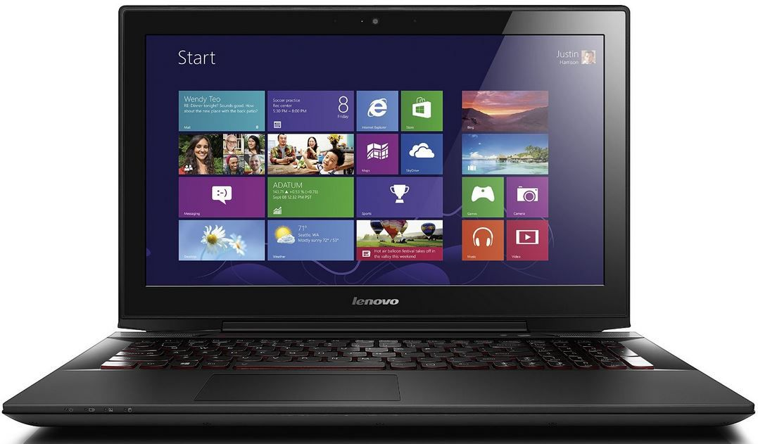 Lenovo Gamer Notebook Lenovo Y50 70   15,6 Zoll FHD IPS Notebook (Intel Core i7, 8GB RAM, 512GB SSD, NVIDIA GeForce 960M) für 999€