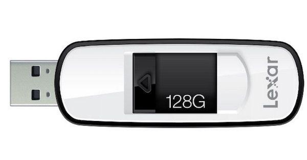 Lexar 128GB JumpDrive S75